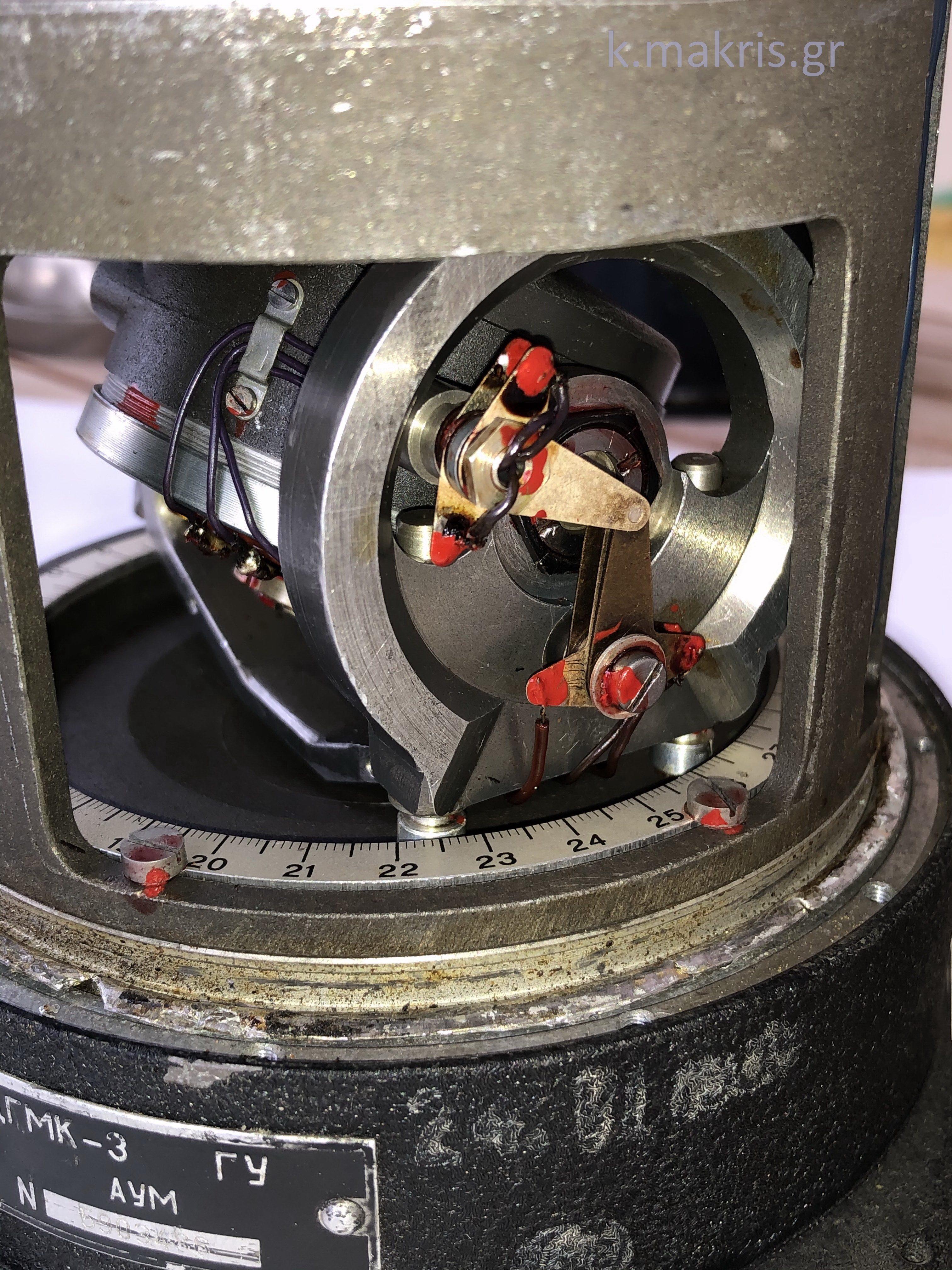 Directional Gyroscope ΑΓΜΚ-3 ΓΥ